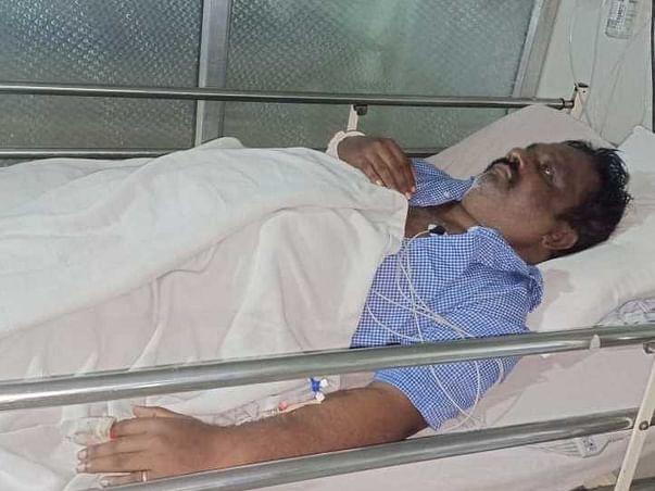 Help My Father Balkrishna Gurusawmy for Bypass Surgery