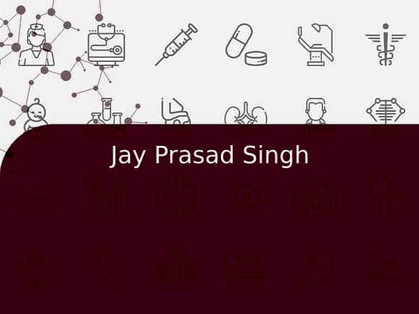 Jay Prasad Singh