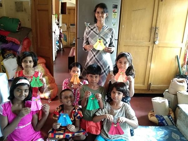 Fight Corona with Bhumi - Support children in shelter homes
