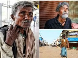 Feed the hungry workers and labourers,beggars. Hunger has no religion