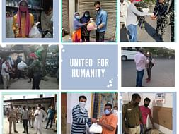 Help Us Feed Poor And Fight Coronavirus.