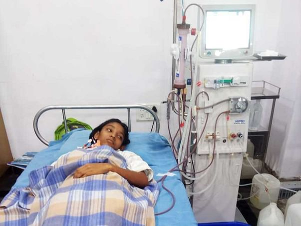 My Friend G Nirmala Is Struggling With Kidney Failure, Help Her