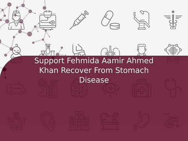 Support Fehmida Aamir Ahmed Khan Recover From Stomach Disease