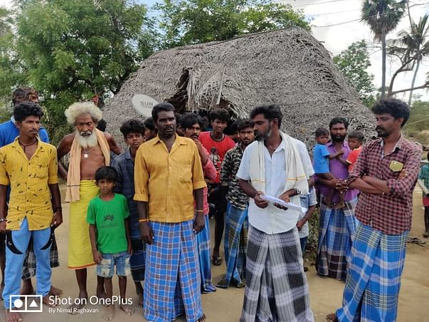 Support Arun & Nimal To Provide Groceries To  Daily Wage Workers