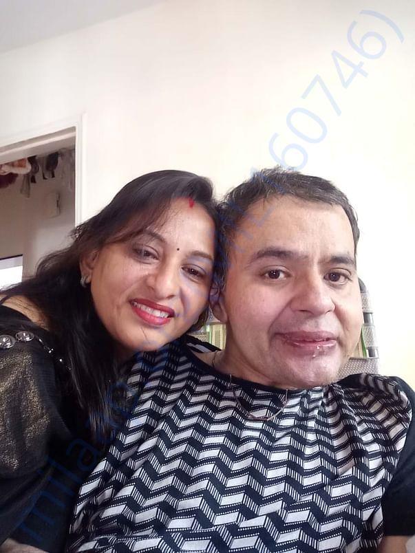 Sameer and Deepali