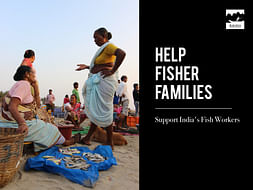 Support India's Fisher Families In This Lockdown