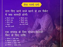 Support Raj Bhanwar Welfare Trust To Fight Against The Corona Virus