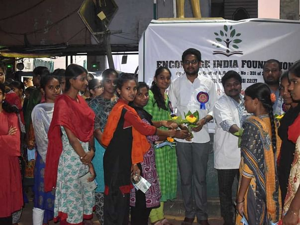 Help ENCOURAGE INDIA To Support The Poor Peoples Health And Education