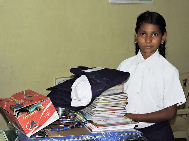 donate for girl child education who is needy in india