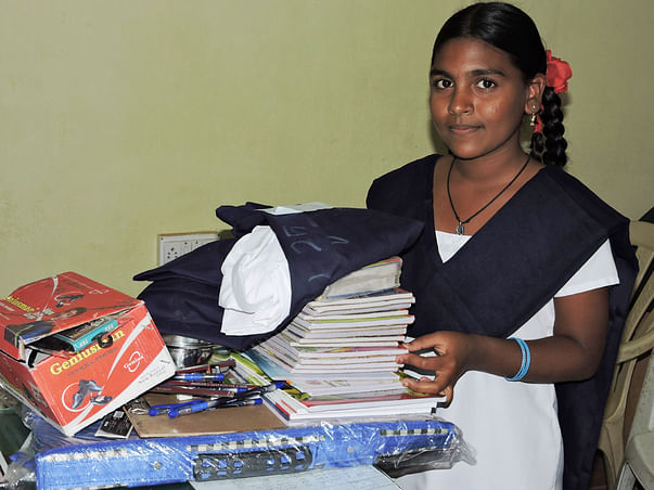 donating for charity to sponsor a child in india for education