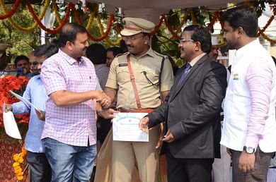 recognizing as good nongovernmental organization by SP and collector