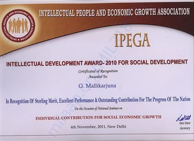 best nonprofit charity organization recognized by society in delhi