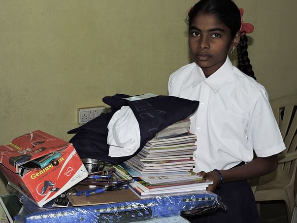 Donate and Sponsor a Child for Education in India