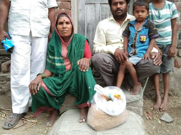 Covid 19 - Supply Food For Needy-Please Donate