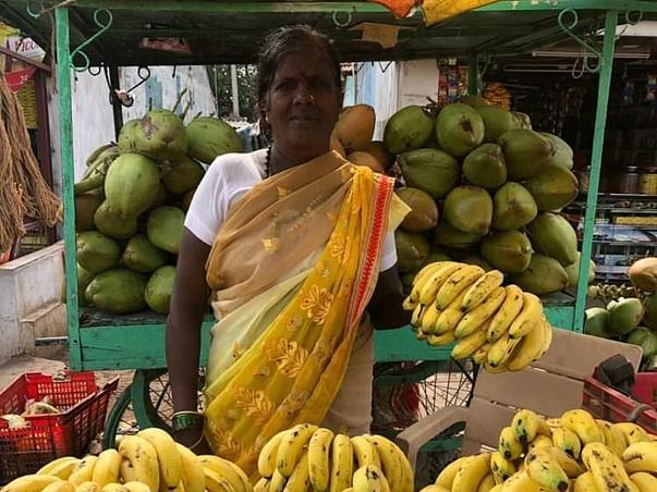 Support the daily vendors from small town Karnataka