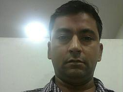 38 Years Old Rahul Bhatnagar Needs Your Help Fight Fatty Liver Disease