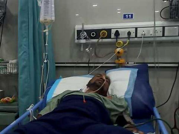 Mohd Abdul Masarath To Fight Brain Problem