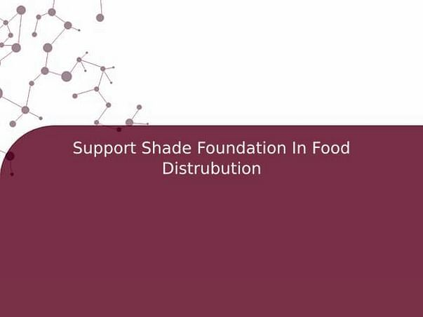 Support Shade Foundation In Food Distrubution