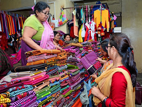 Support the small shops of Manipur's Ima Market