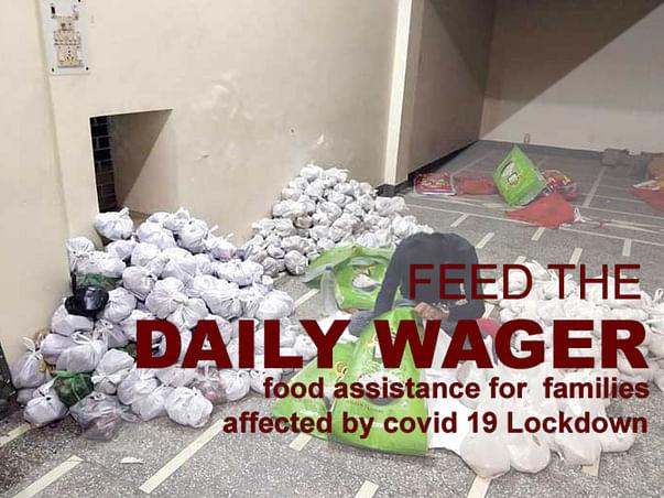 Help them survive COVID-19 Lockdown