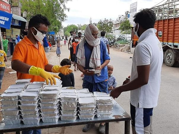 Help the poor in this pandemic situation