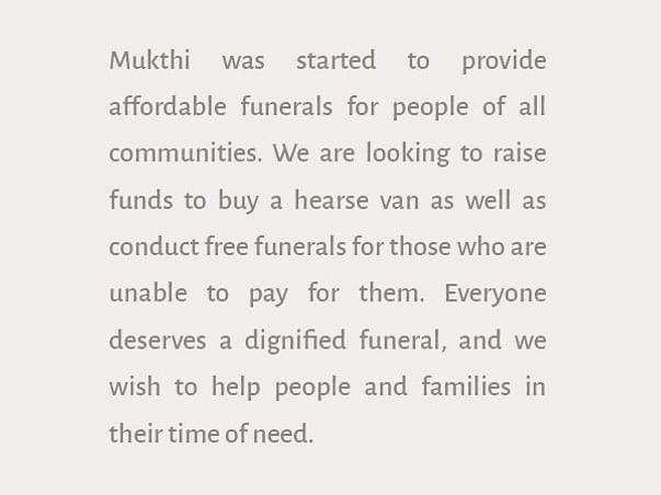 Mukthi Funeral Services
