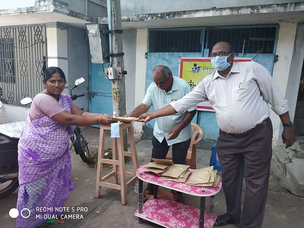 Help Puducherry and Tamil Nadu to breathe
