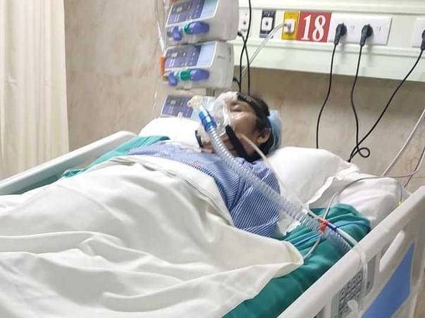 Support Husna Khatoon Recover From Rupture Of Gall Bladder