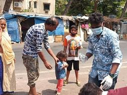 HELP Vulnerable Slum Families - effected from COVID19
