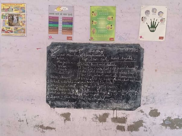 Help The Students Get Proper Education And School Facilities