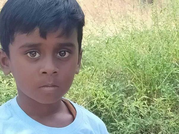 5 Years Old Gowtham Karthi Needs Your Help Fight Thalassemia Major