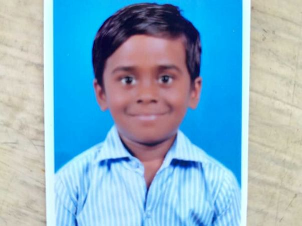 5 Years Old Gowtham Karthi Needs Your Help Fight Thalassemia Major