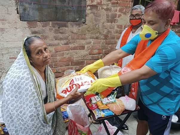 #HelpFightCorona - Support Hungry Families In Bharat During Lockdown