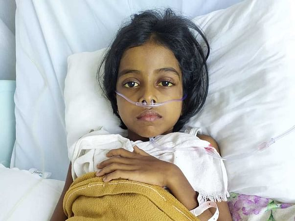 My daughter needs an urgent Liver Transplant and needs your help