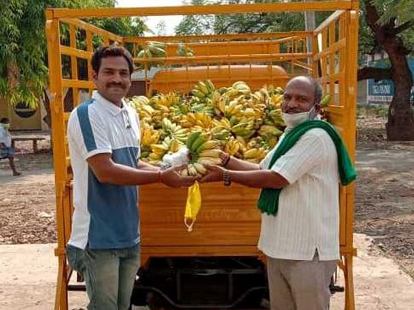 Help Banana Farmers During COVID-19 Lockdown