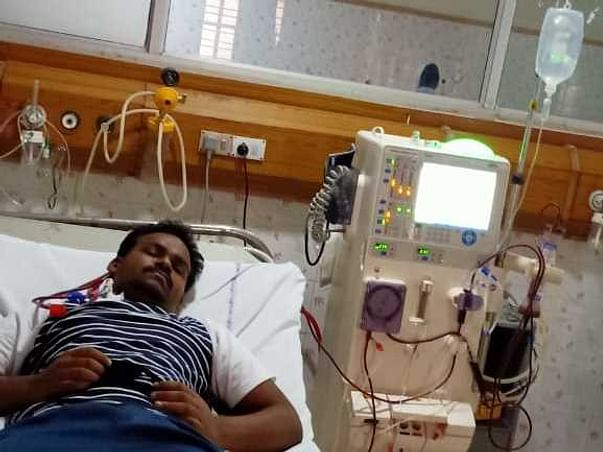 My Friend Ravi Is Struggling With Kidney Failure, Help Him