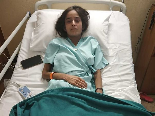 Help Neha Fight Overlapping Scleroderma
