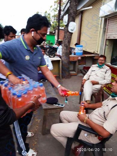 soft drink distribution