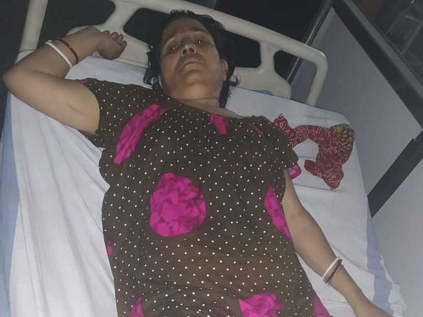 Support Shobha Roy Recover From Lung Cancer🙏
