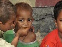 Food for needy