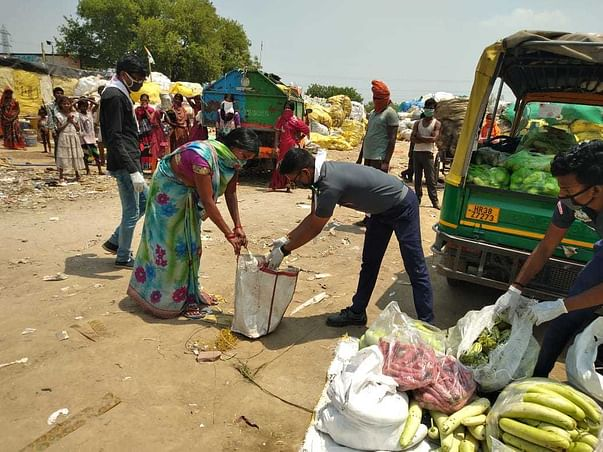 Support us to feed the poor in this pandemic situation