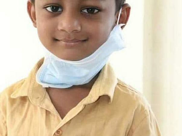 Help Goutham Kaloji Fight Blood Cancer, Please save the child