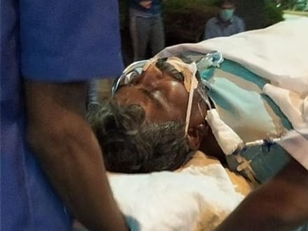 Save Farmer/Driver Puttaswamy Gowda To Recover From Broken Spinal Cord