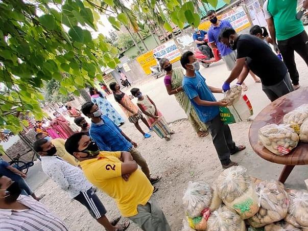 Help Us Feed The Needy in Siliguri (WB) During COVID-19 Lockdown