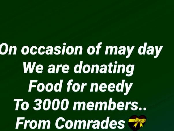 Help us feed the needy during Coronavirus