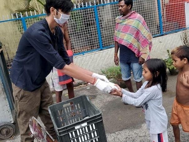 Feeding & Taking care of poorer people due to corona virus lockdown.