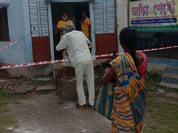 Help Poor & Jobless People of Kakinada (West Bengal) During COVID-19