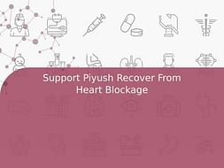 Support Piyush Recover From Heart Blockage