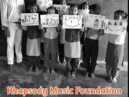 Support Rhapsody Music Foundation In COVID Crisis