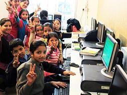 Help Poor Students For Computer Education for Free